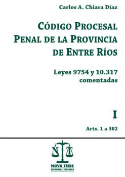 ✅ Código Procesal Penal de ER ⚖️ Chiara Díaz