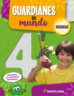 GUARDIANES DEL MUNDO 4 – BICIENCIAS