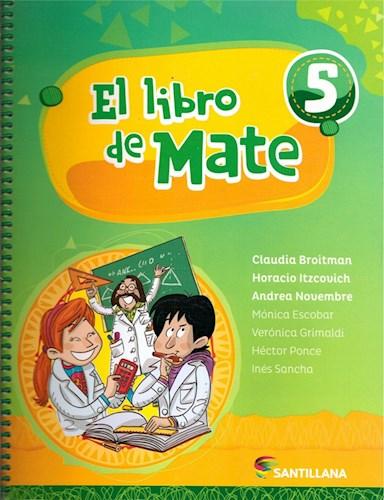 EL LIBRO DE MATE 5