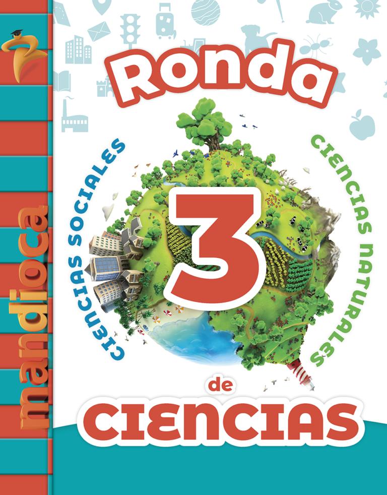 RONDA DE CIENCIAS 3 – Ciencias Sociales / Ciencias Naturales