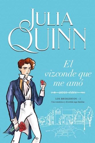 EL VIZCONDE QUE ME AMÓ (Bridgerton 2) 💕Julia Quinn