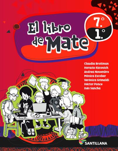 EL LIBRO DE MATE 7º/ 1º