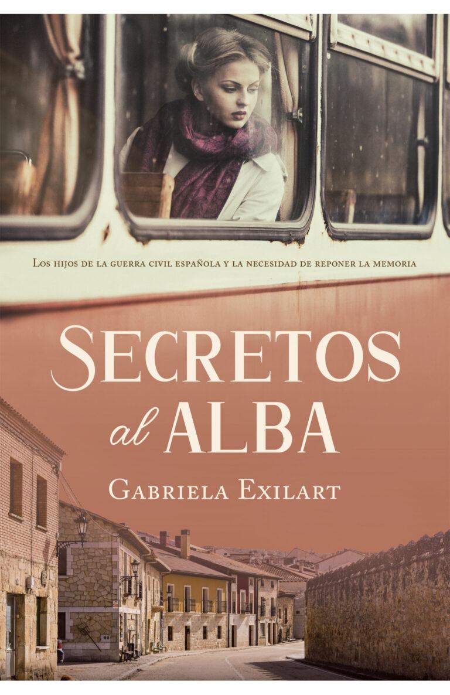 SECRETOS AL ALBA Gabriela Exilart
