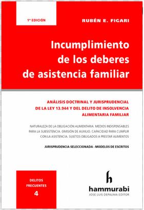 INCUMPLIMIENTO DE DEBERES DE ASISTENCIA FAMILIAR